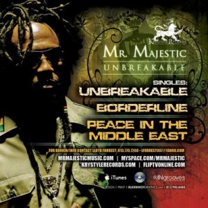 mr majestic music unbreakable