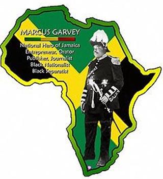 marcus garvey africa